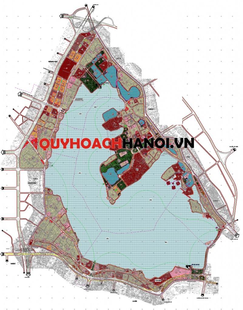 Quy hoạch phân khu A6