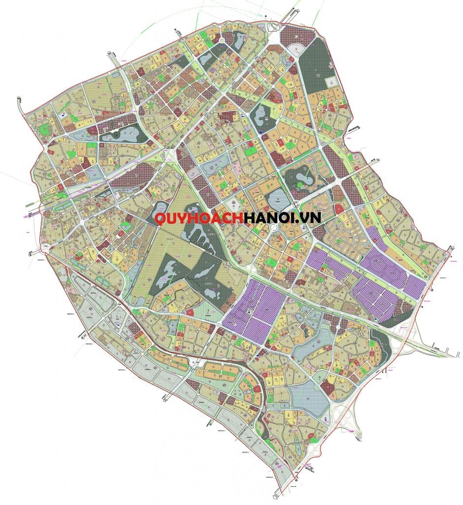 Quy hoạch phân khu N10